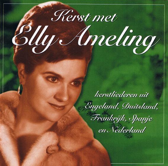 エリー・アーメリングのクリスマス・ソング集: Taubenpost~歌曲雑感